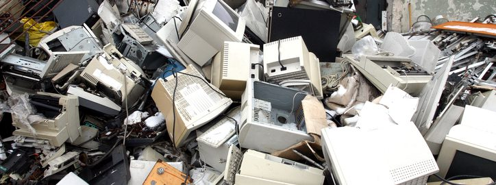electronic items to recycle